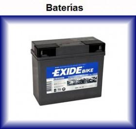 bateria exide moto