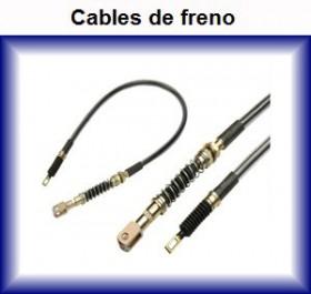 cable de mando de embrague acelerador freno de mano cuentakilometros