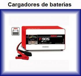 cargador bateria de coche