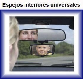espejo interior coche