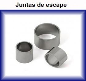 junta escape moto