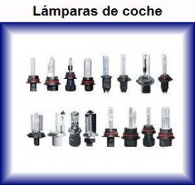 lamparas bombillas de coche