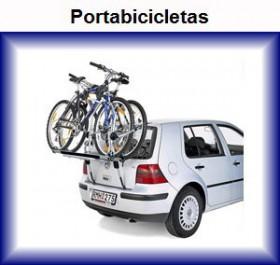 portabicicletas coche