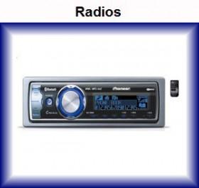 radio coche