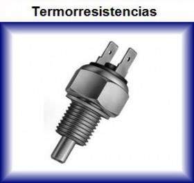 termorresistencia de ventilador coche