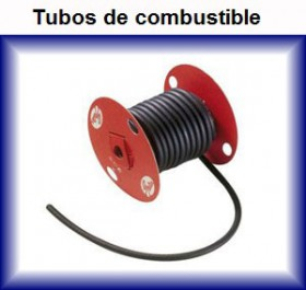tubo de combustible diferentes diametros